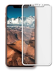 Недорогие -lenuo экран протектор яблоко для iphone x закаленное стекло 1 шт полный защитный экран для экрана корпуса с защитой от царапин доказательство 2.5d изогнутый край 9h
