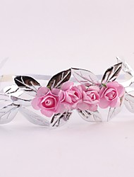 cheap -Toddler Unisex Active Daily Trees / Leaves Hair Accessories White One-Size