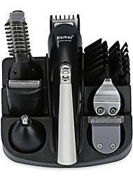 Недорогие -Триммеры для волос kemei km-600 для мужчин и женщин 100-240 В с низким уровнем шума / 5 в 1 / легкие и удобные