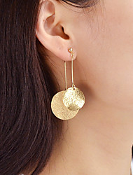 cheap -Drop Earrings Ladies Fashion Earrings Jewelry Gold / Silver For Daily Date