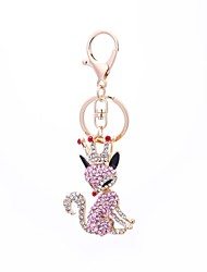 cheap -Keychain Fox Ordinary Fashion Ring Jewelry Pink For Gift Daily
