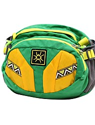 cheap -Fanny Pack Waist Bag / Waist pack Hiking Backpack 2 L for Running Fishing Hiking Outdoor Exercise Sports Bag Quick Dry Mountaineering Bonded Nylon Fiber synthetic fibre Running Bag