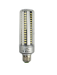 abordables -1pc 25 W Ampoules Maïs LED 3000 lm E26 / E27 T 96 Perles LED SMD 5736 Décorative Blanc Chaud Blanc Froid 85-265 V / RoHs