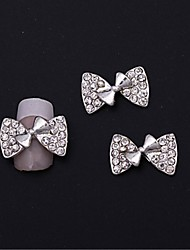 cheap -10 pcs Multi Function Metal Alloy Nail Jewelry For Creative nail art Manicure Pedicure Daily Trendy / Fashion