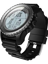 Недорогие -KING-WEAR® S968 Мужчины Многофункциональные часы Смарт Часы Android iOS Bluetooth Контроль APP GPS умный Импульсный трекер Таймер Секундомер Педометр Напоминание о звонке / Найти мое устройство