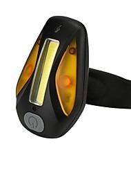 Недорогие -Светодиодная лампа Велосипедные фары Задняя подсветка на велосипед огни безопасности LED Горные велосипеды Велоспорт Велоспорт Водонепроницаемый Несколько режимов Портативные Быстросъемный / IPX-4