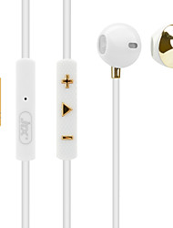 cheap -M708 Wired In-ear Earphone Audio IN No with Microphone with Volume Control Mobile Phone