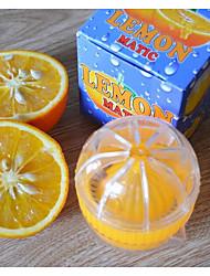 voordelige -1pc Keukengereedschap Kunststoffen Mini / Uitrusting / Creative Kitchen Gadget Juicer voor Fruit / Voor kookgerei