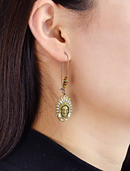 cheap -Drop Earrings Ladies Fashion Imitation Pearl Earrings Jewelry Gold For Daily Date