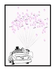 abordables -Cadres & Plateaux de signatures Autres Thème classique / Nature morte / Véhicules Avec Motif / Impression