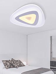 cheap -1-Light 42 cm LED Flush Mount Lights Metal Acrylic Others Modern Contemporary 110-120V / 220-240V