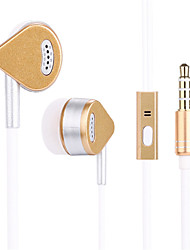 cheap -T908 Wired In-ear Earphone Audio IN No Mobile Phone