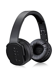 cheap -LX-MH2 Over-ear Headphone Bluetooth 4.2 Bluetooth 4.2 with Microphone with Volume Control Travel Entertainment