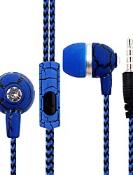 cheap -3B01LS91A Wired In-ear Earphone Wire Null Mobile Phone