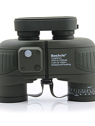 cheap -Boshile 10 X 50 mm Binoculars with Rangefinder and Compass Lenses Pro Concealment Fully Multi-coated BAK4 Camping Hiking Hunting Fishing Coating Natural Rubber IPX-7 Bird watching Range finding