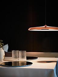 cheap -1-Light LED Bowl Pendant Light Downlight Painted Finishes Metal Mini Style, Adjustable 110-120V / 220-240V Warm White / White LED Light Source Included / LED Integrated