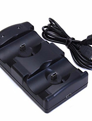 cheap -PS3 Move Wired Charger For Sony PS3 ,  Charger Metal / ABS 1 pcs unit