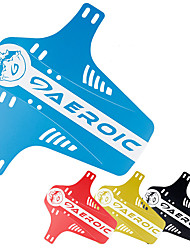 cheap -Bike Fender Road Bike / Mountain Bike MTB Plastics - 2 pcs Black / Red / Gold