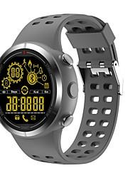 Недорогие -EX-32 Мужчины Смарт Часы Android iOS Bluetooth Водонепроницаемый Израсходовано калорий Длительное время ожидания Педометры Информация Секундомер Напоминание о звонке будильник / Контроль сообщений