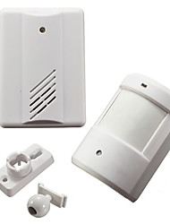 cheap -Doorbell Wireless One to One Doorbell Ding dong Surface Mounted Doorbell