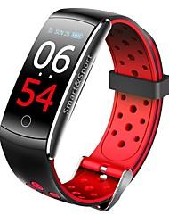 Недорогие -Q8X Универсальные Смарт Часы Android iOS Bluetooth Контроль APP Израсходовано калорий Bluetooth Сенсорный датчик Педометры / Напоминание о звонке / Датчик для отслеживания активности / будильник