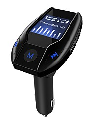 cheap -Universal FM37 Bluetooth 3.0 Bluetooth Car Kit FM Transmitters