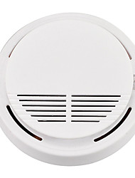 cheap -Smart Home Security Sensor Smoke & Gas Detectors Platform Smoke Detector for Indoor Light & Sound Alarm SS-168
