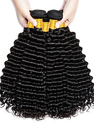 cheap -3 Bundles Vietnamese Hair Curly Deep Wave Human Hair Unprocessed Human Hair Extension Brands Outlet Black Natural Color Human Hair Weaves New Arrival For Black Women Coloring Human Hair Extensions