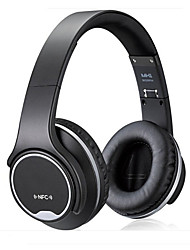 cheap -LX-MH1 Over-ear Headphone Bluetooth 4.2 Bluetooth 4.2 with Microphone with Volume Control Travel Entertainment