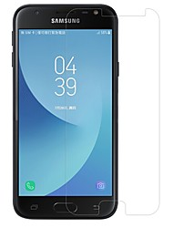 cheap -Screen Protector for Samsung Galaxy J3 (2017) Tempered Glass 1 pc Front Screen Protector 9H Hardness / Scratch Proof