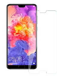 cheap -Screen Protector for Huawei Huawei P20 Tempered Glass 1 pc Front Screen Protector 9H Hardness / Scratch Proof