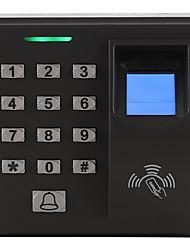 Недорогие -M-F100 Клавиатура управления доступом отпечаток пальца / пароль / Удостоверение личности Офис / завод