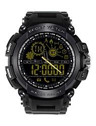 Недорогие -DX16 Smart Watch BT 4.0 фитнес-трекер поддержка уведомлений и спортивный трекер водонепроницаемый открытый SmartWatch