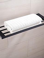 cheap -Bathroom Shelf High Quality Modern Brass 1pc - Hotel bath Wall Mounted