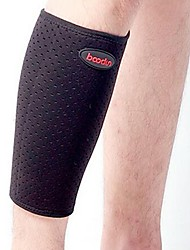 cheap -Protective Gear Calf Support for Running Hiking Fitness Professional Impact Resistant Safety Gear NEOPRENE 1 pc Sports Outdoor Black