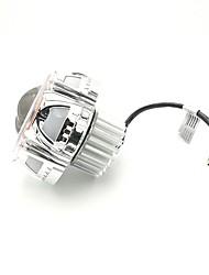 cheap -Motor OEM Design Dual Projector Lens H4 BA20D Feasible Motorcycle LED Headlight Bulb