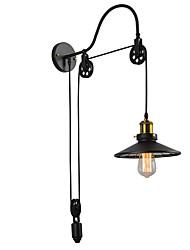 abordables -Style mini simple / Rétro Lumières de bras oscillant Bureau / Bureau de maison / Magasins / Cafés Métal Applique murale 110-120V /