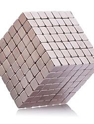 Недорогие -216 pcs 4mm Магнитные игрушки Магнитный конструктор Конструкторы Сильные магниты из редкоземельных металлов Неодимовый магнит Неодимовый магнит Стресс и тревога помощи Товары для офиса Своими руками