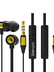 cheap -X16 Wired In-ear Earphone Audio IN No with Microphone with Volume Control Mobile Phone