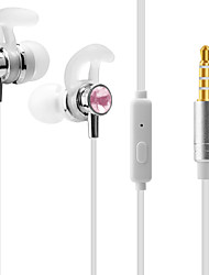 cheap -J1 Wired In-ear Earphone Audio IN No Mobile Phone