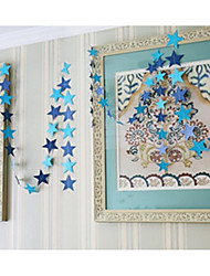 cheap -Pendants Pearl Paper Wedding Decorations Wedding / Birthday Butterfly Theme / Holiday / Wedding All Seasons