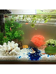 cheap -Fish Tank Air Stones Ornament Stones Green washable Decoration Easy to Install Resin 1 11*8*6.5 cm