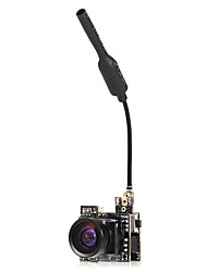 cheap -LST - S2 5.8G 800TVL HD Micro CMOS FPV Camera One-piece Suit FPV Components Metalic