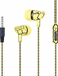 Недорогие -SL01A Наушники-вкладыши Проволока Ноль Мобильный телефон