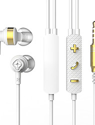 cheap -X25 Wired In-ear Earphone Wire Null with Microphone with Volume Control Mobile Phone