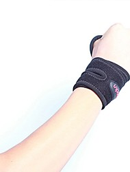 cheap -Hand & Wrist Brace Wrist Support Wrist Protection # Diameter NEOPRENE Nylon Anti-Friction Universal Adjustable / Retractable Wearable Protective Exercise & Fitness Basketball For Unisex Training Sport