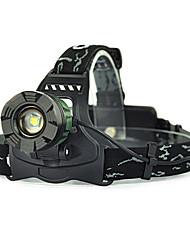 cheap -5000 lm Headlamps / Safety Light / Headlight LED 1 Mode