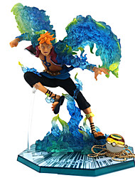 cheap -Anime Action Figures Inspired by One Piece PVC(PolyVinyl Chloride) 16 cm CM Model Toys Doll Toy