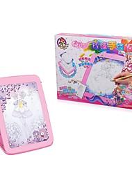 cheap -Drawing Tablet Cartoon Painting / Creative Preschool Gift 1 pcs