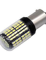 Недорогие -2шт 1156 мотоциклов / автомобилей лампочки 6 Вт smd 3014 600 лм 144 светодиодные фары дневного света / указатель поворота / мотоцикл освещение для универсального все годы